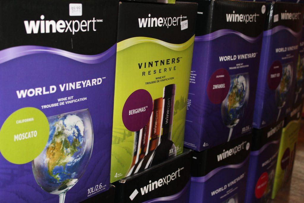 Brewing Supplies - Butler Winery